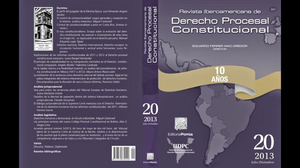 Los Principios rectores del Nuevo Código Procesal Constitucional en Bolivia