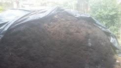 Composto orgânico(terra preta) 6sacos R$54,00