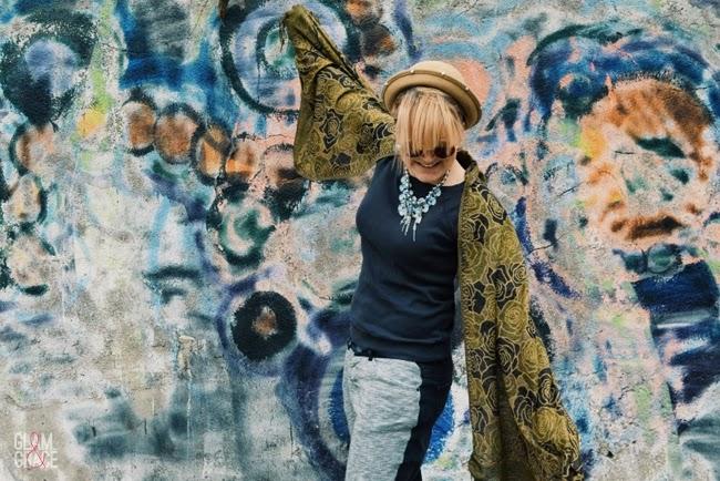 Casual Street Style - Akron Ohio fashion blogger