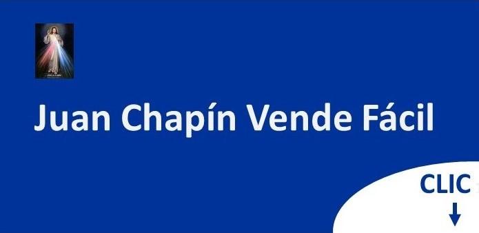 Juan Chapín Vende Fácil