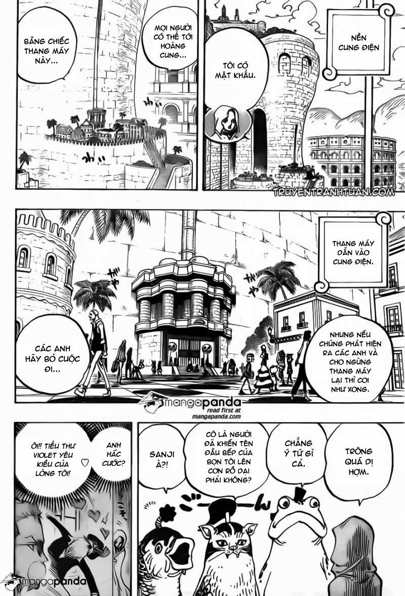 One Piece - Đảo Hải Tặc