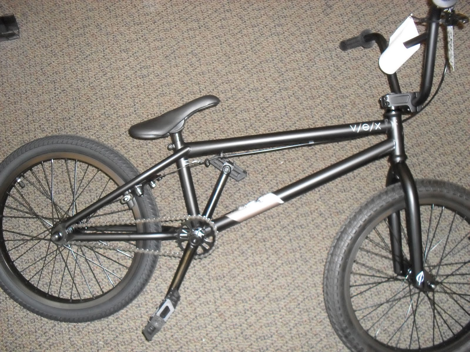 EASTERN BOARDER NASHUA: New Verde BMX Completes in...