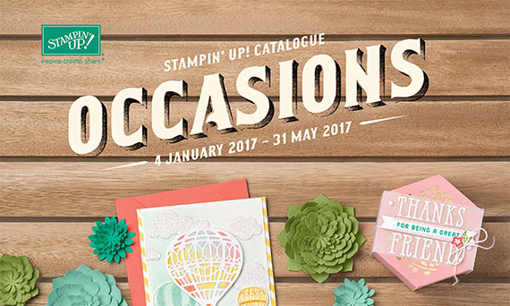 Occasions Catalogue - 4 Jan- 31 May