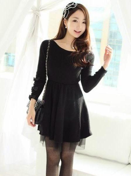 model baju wanita korea 2015