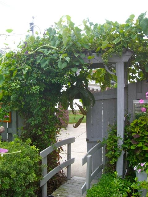 Banco de im genes 40 ideas sobre decoraci n exterior en - Banco para jardin exterior ...