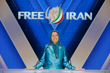 Free Iran with Maryam Rajavi
