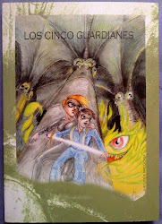 Los Cinco Guardianes (Novela)