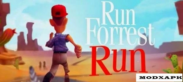 Run Forrest Run 1.2.1 Mod apk (Unlimited Coins/Cakes/Ad-Free)