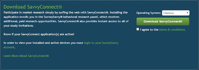 Survey savvyconnect® software.