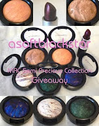lotus&#39; giveaway!!!!MAC goodies