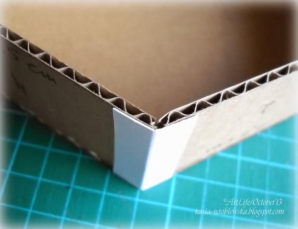 Коробка из микрогофрокартона своими руками 64