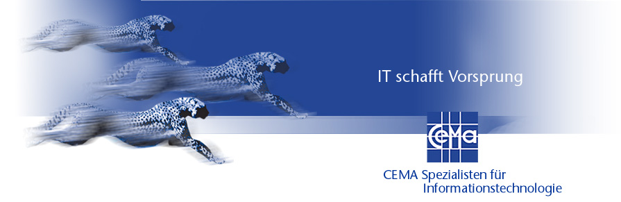 CEMA IT-Blog: IT aus der Praxis