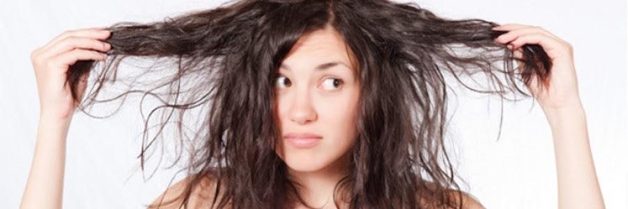 Cara Alami Mengatasi Rambut Kering