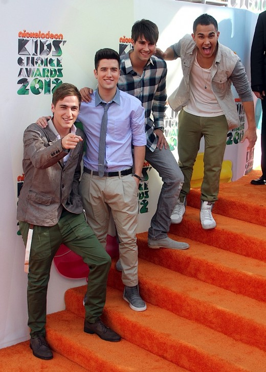 The Boys Of Big Time Rush Open Up To Parade Magazine » Gossip