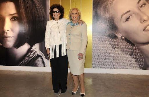 * Mirtha Legrand y Graciela Borges Homenajeadas por el Bafici