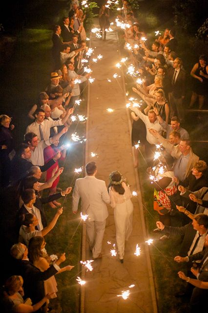 Why True Wedding Sparklers Are Important