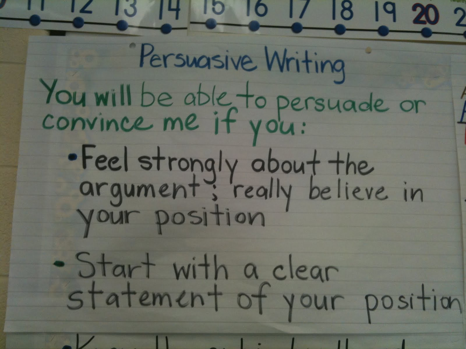 Letter Writing Anchor Chart http://kirbliteracy.blogspot.com/2011/08/persuasive-anchor-chart.html