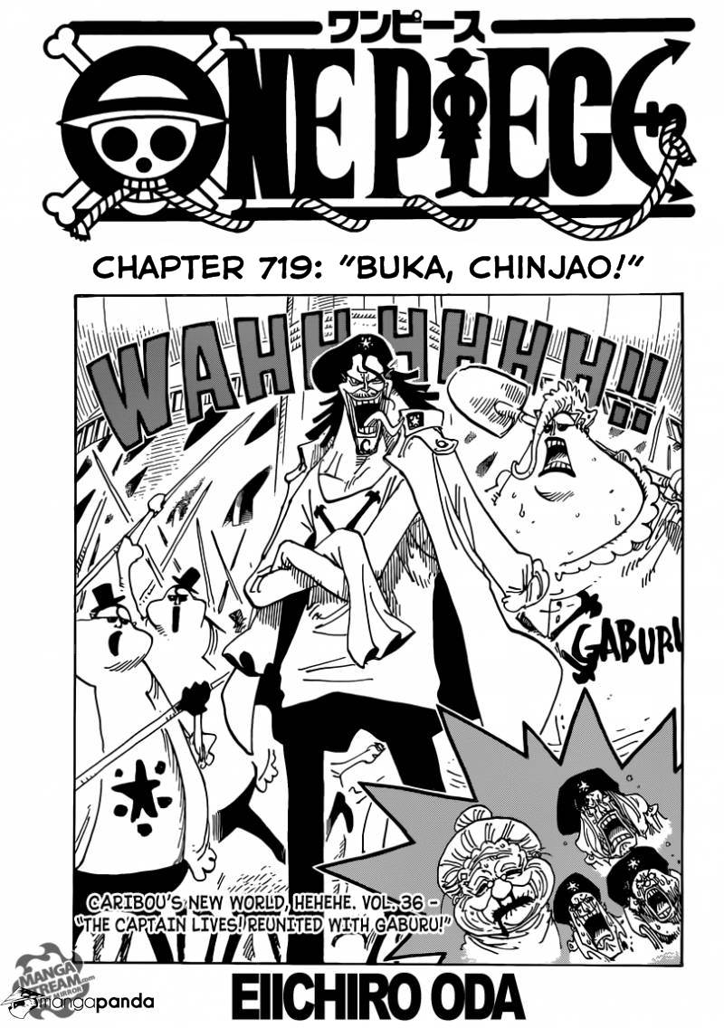 Komik one piece 719 - buka don chinjao 720 Indonesia one piece 719 - buka don chinjao Terbaru 2|Baca Manga Komik Indonesia|Mangacan