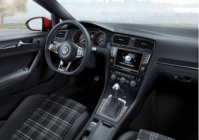 2014 Volkswagen Golf GTD Inetrior