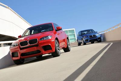 BMW X6 M X5