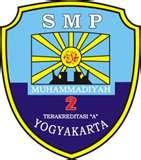 logo smp muhammadiyah 2