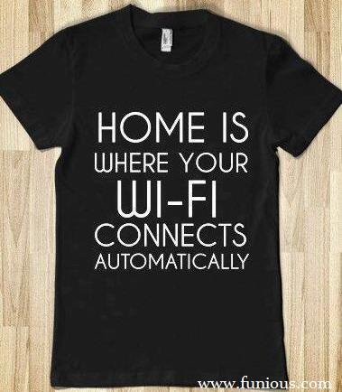 Funny Wi-Fi Images