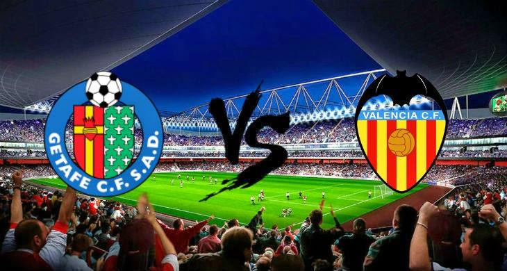 Prediksi Getafe vs Valencia 23 September 2014