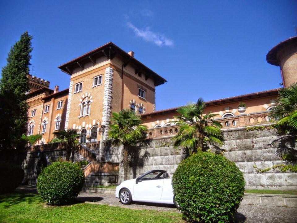 Hotel news urlaub in der liebeslaube von casanova - Castello di casanova elvo ...