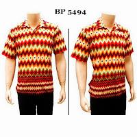 Kemeja Batik Rang Rang BP 5494