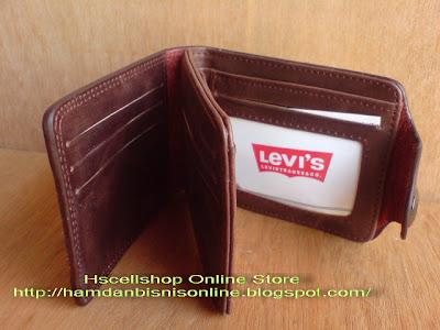 Dompet Levi's Import
