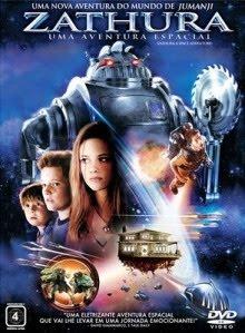 Filme Zathura   Uma Aventura Espacial   Dublado