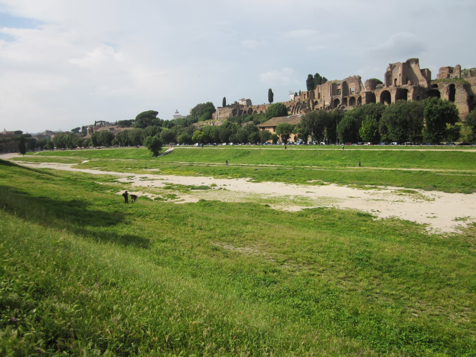 "the circus maximus Chariot racing in the circus maximus the circus was a specific arena, shaped like a bullet, for the staging of chariot races the largest one in the roman world was the circus maximus in rome circus maximus means ""biggest circus""."