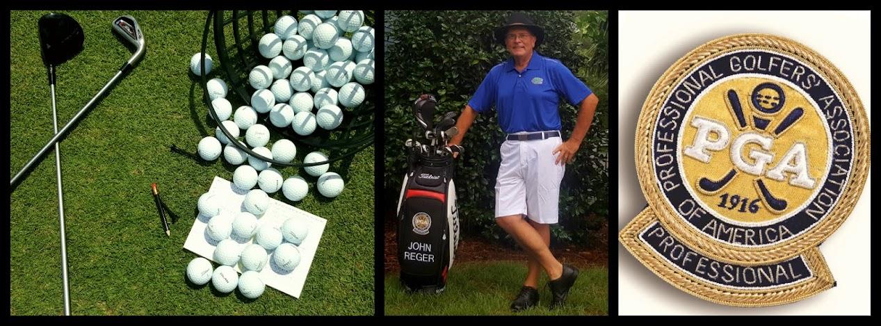 John Reger Golf
