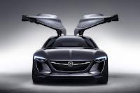 Opel/Vauxhall Monza Concept front doors