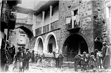 FERMOSELLE Arco de Requejo en 1929