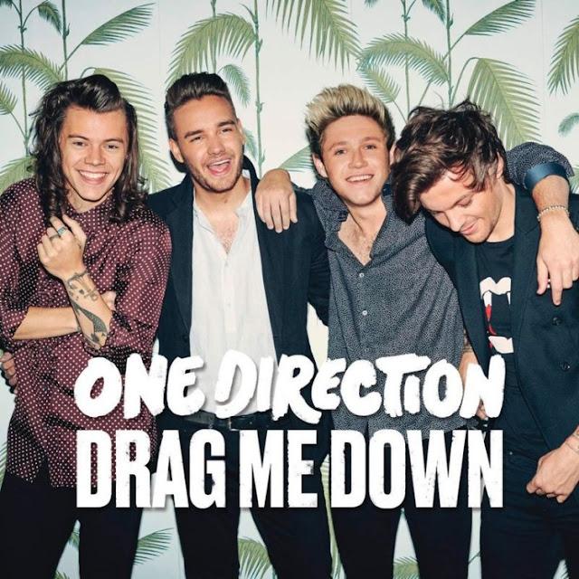 One Direction 1世代新單曲【愛的勇士Drag Me Down】預購 哪裡買 MV