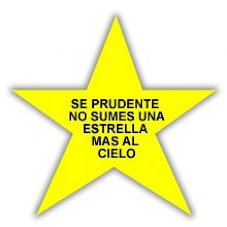 "CAMPAA NACIONAL DE CONCIENTIZACION VIAL ""ESTRELLAS AMARILLAS"""