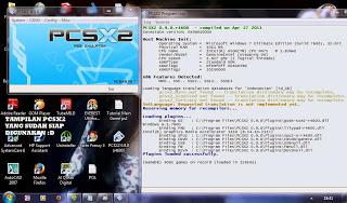 Tutorial Menggunakan Emulator ps2 Lengkap, Cara atau panduan agar Game ps2 Bisa Dimainkan Di Pc/Laptop