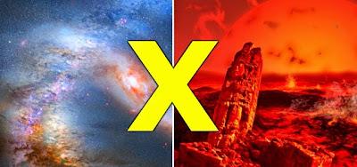 Hipernovas: O Que Decretará o Fim da Terra: A Colisão da Via-Láctea Com Andrômeda ou a Morte do Sol? [Artigo]