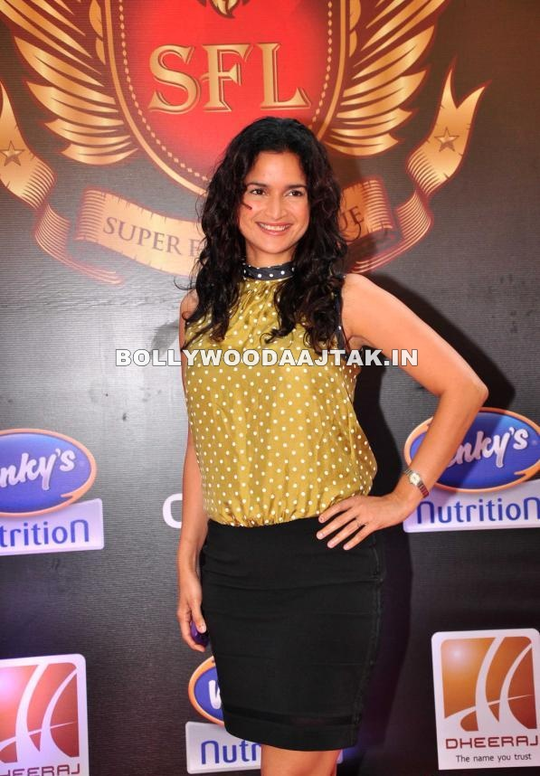 Sushma Reddy - Super Fight League Red Carpet Pics