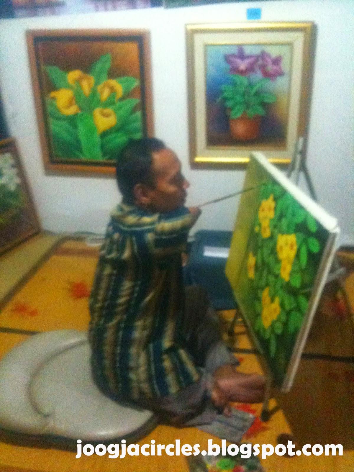 Mengagumi Karya Seniman AMFPA di FKY 2014 | Joogja Circles