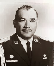 Coronel Julio Adalberto Rivera (1921-1973) Presidente de la República de el Salvador del 1 de julio 1962 a 30 de junio de 1967 (Salvadoreño) - juliorivera