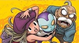 Panini publicará o mangá Ginga Patrol Jaco, de Akira Toriyama