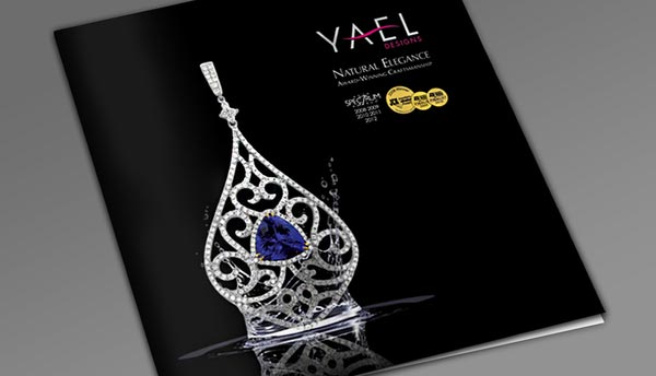 Elegant Jewelry Catalogue Brochure Designs on simple house designs