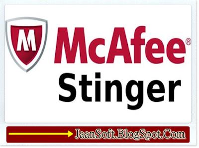 Stinger 12.1.0.1763 For Windows Full Version Download