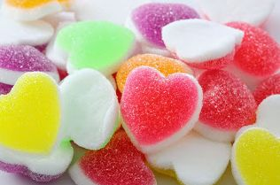 resep cara membuat permen jelly