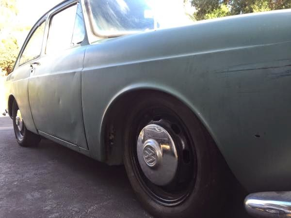 1966 Volkswagen Fastback Project - Buy Classic Volks