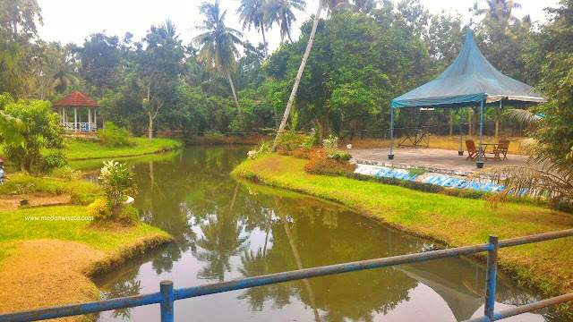 Bersantai di Taman Agrowisata Siba Indah