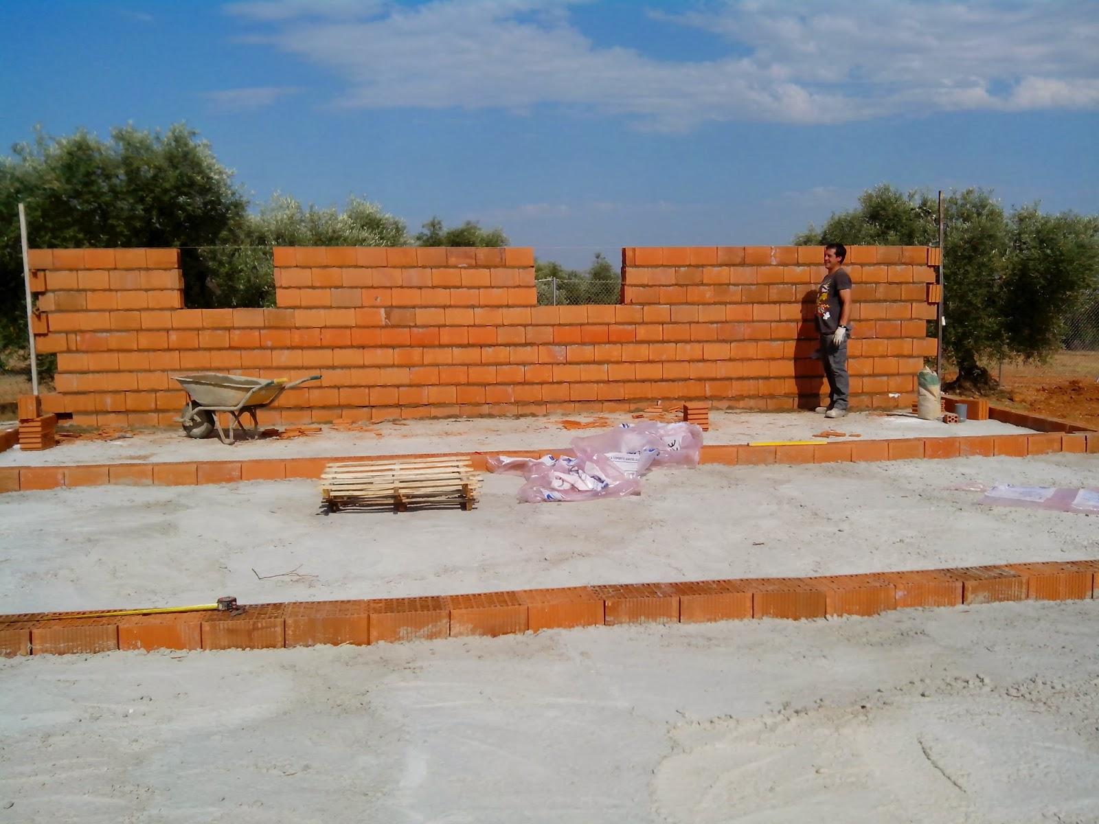 Construir una casa de campo economica la cimentacion for Casas de campo economicas