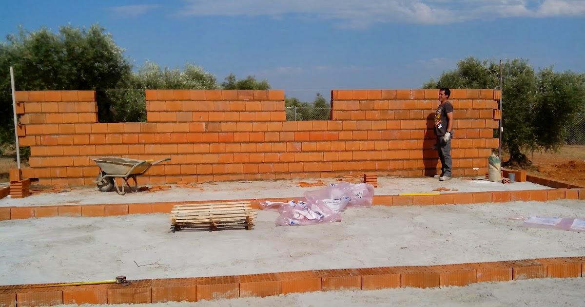 Construir una casa de campo economica la cimentacion - Construir una casa economica ...